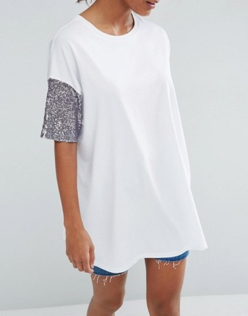 5 * Tee shirt ample - ASOS