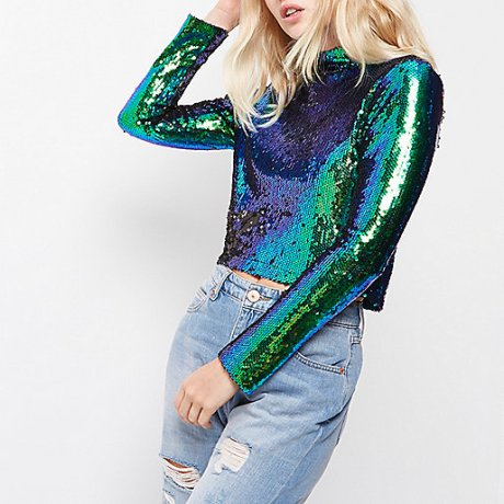 1 * Top manches longues - River Island