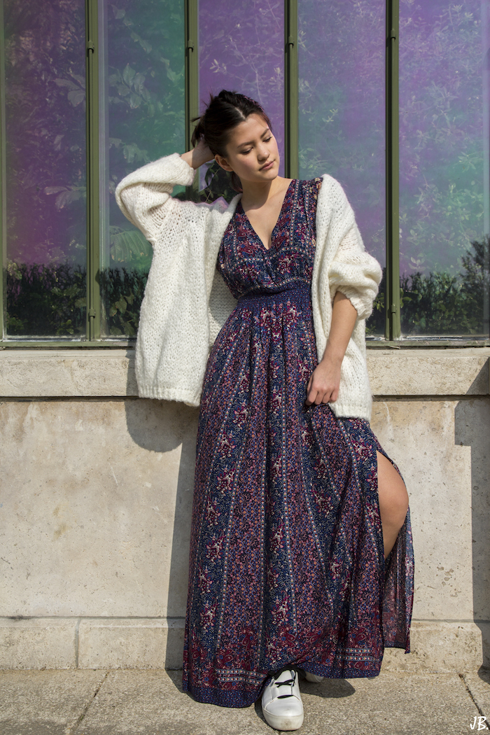 robe longue summer outfit blog mode fashion blogger 18