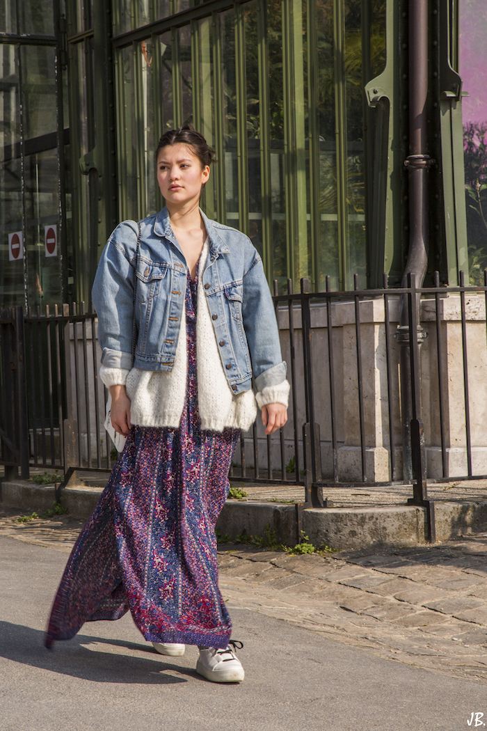 robe longue summer outfit blog mode fashion blogger 21