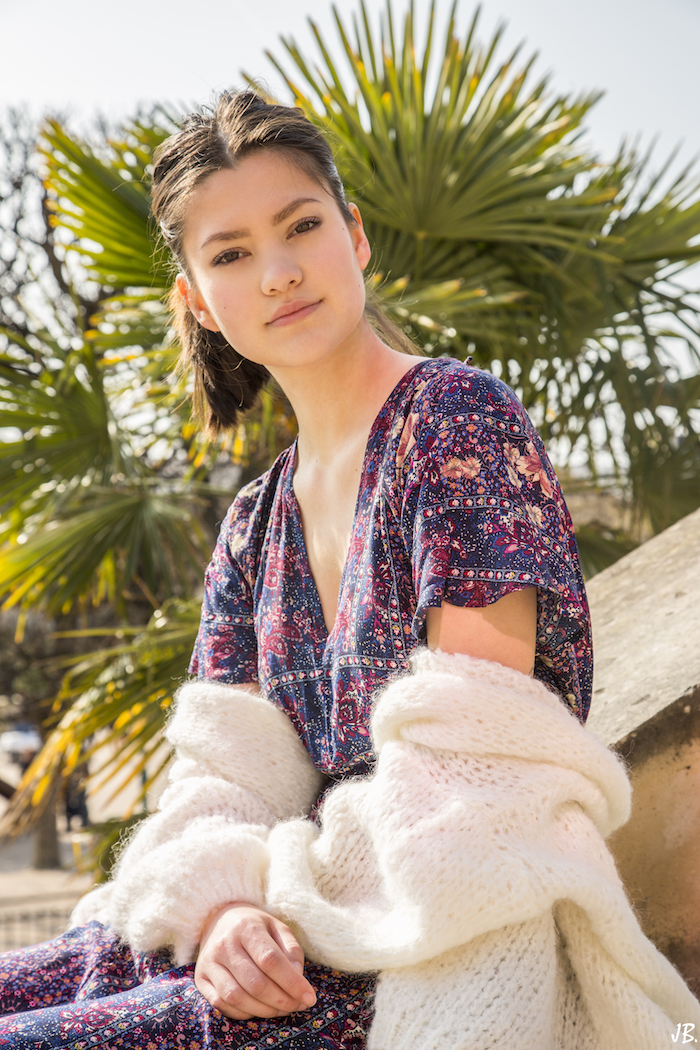 robe longue summer outfit blog mode fashion blogger 7