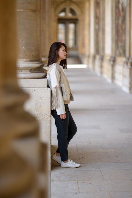 veste a franges thalia etcetera blog mode fashion blogger 13