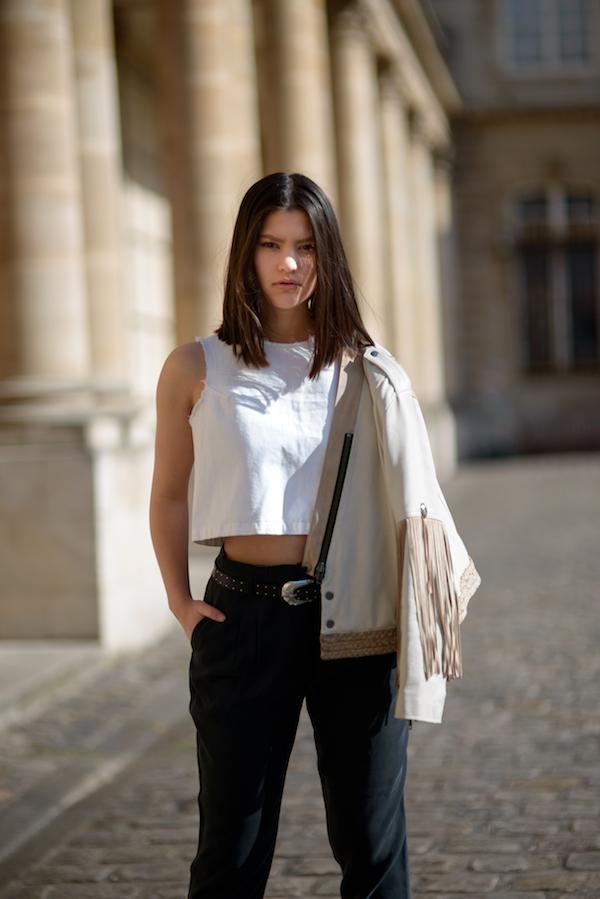 veste a franges thalia etcetera blog mode fashion blogger 21