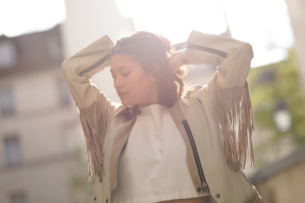 veste a franges thalia etcetera blog mode fashion blogger 3