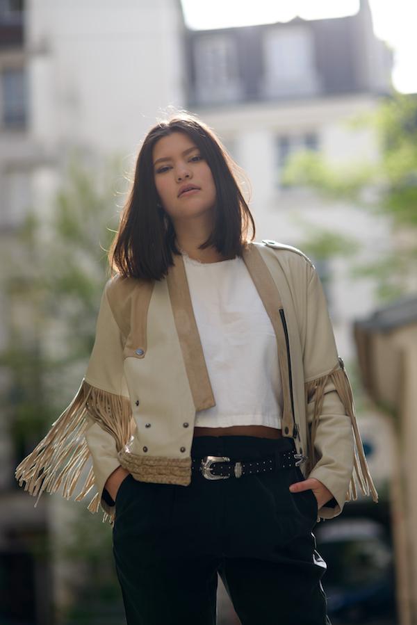 veste a franges thalia etcetera blog mode fashion blogger 7