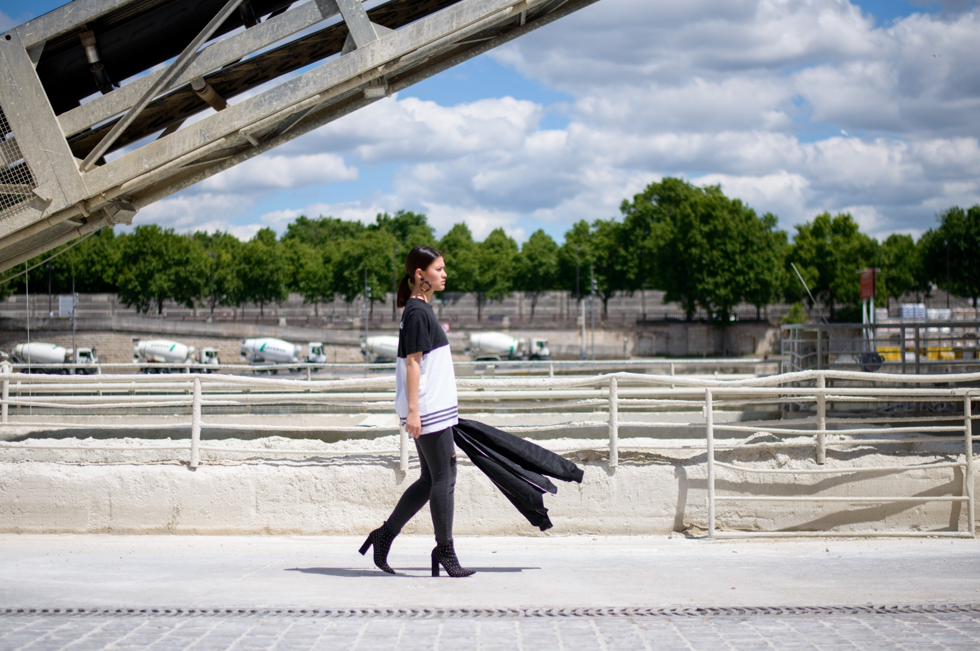 adidas missguided tenue fashion blogger blog mode12