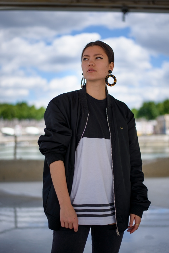 adidas missguided tenue fashion blogger blog mode2