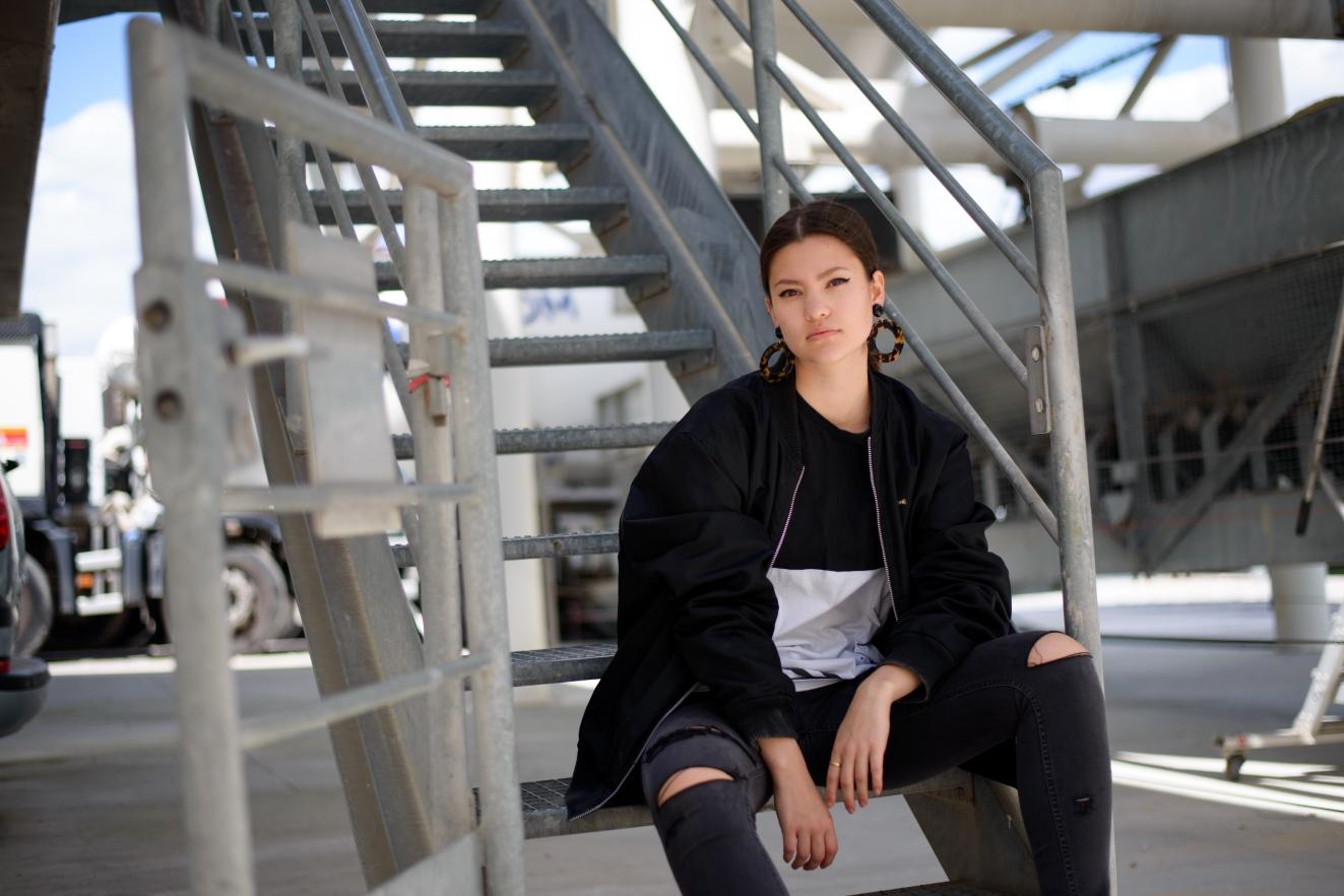adidas missguided tenue fashion blogger blog mode23