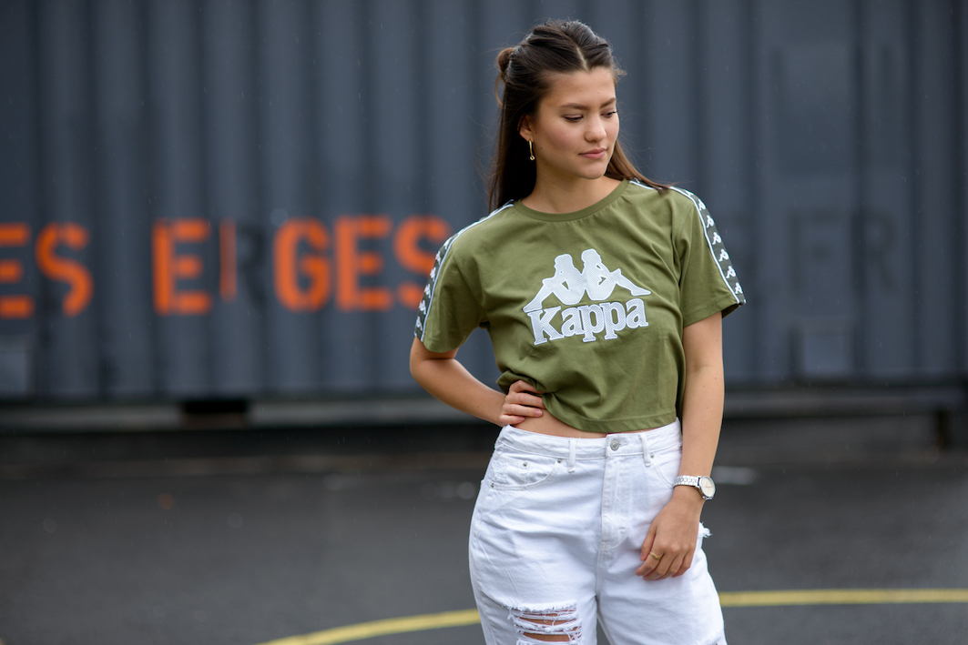 kappa look kappakrew blog mode fashion blogger21